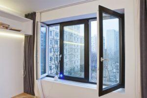 Ламіновані вікна
